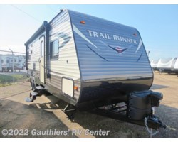 #RQQ56460 - 2018 Heartland RV Trail Runner TR SLE 265