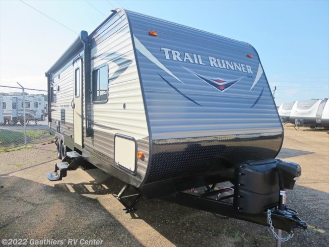 2018 Heartland  Trail Runner TR 265 SLE
