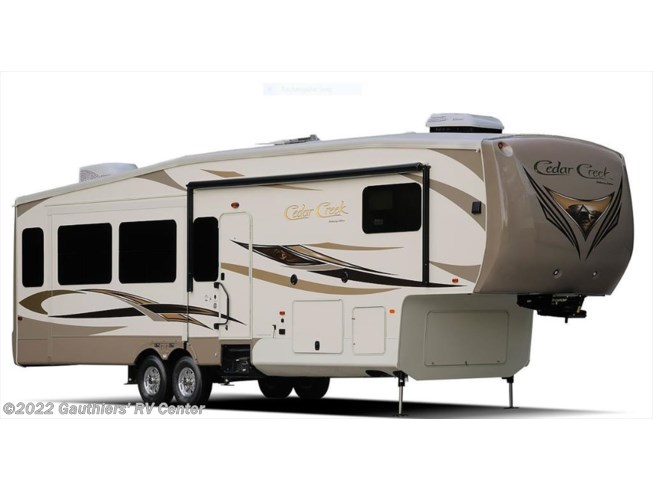 2018 Forest River Cedar Creek Hathaway 36CK2