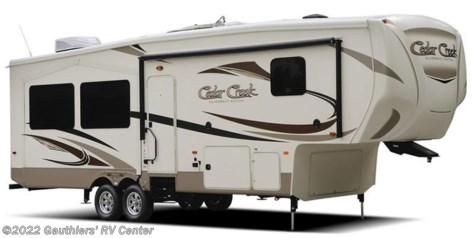 2018 Forest River Cedar Creek Silverback  29RE