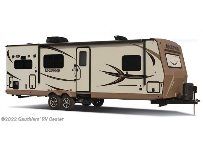 2018 Forest River Rockwood Ultra Lite 2909WSD