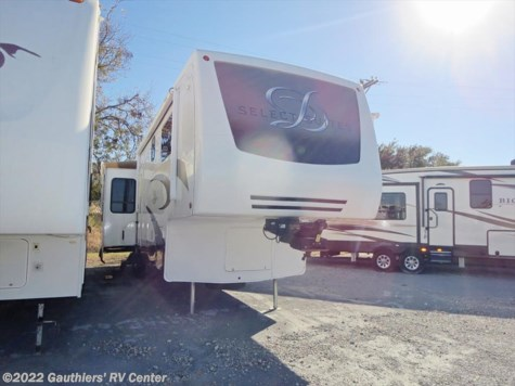 2010 DRV Select Suites  36TKSB3