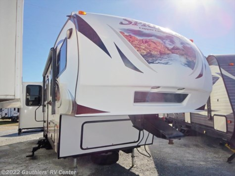 2013 Keystone Sprinter  Copper Canyon 273RET