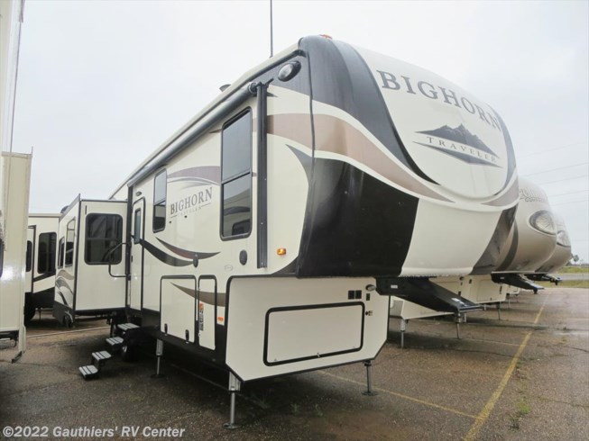 2018 Heartland RV Bighorn Traveler BHTR 32 RS
