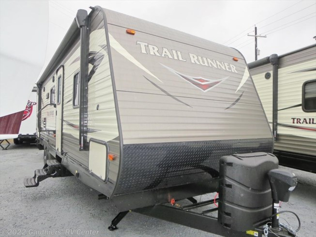 2018 Heartland  Trail Runner TR 29 MSB