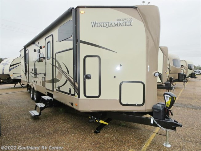 2018 Forest River Rockwood Windjammer 3006V