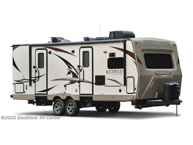 2018 Forest River Rockwood Ultra Lite 2606WS