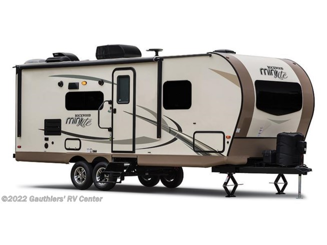 2018 Forest River Rockwood Mini Lite 2507S
