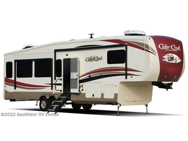 2019 Forest River Cedar Creek Hathaway 36CK2