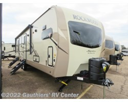 #RGG82706 - 2018 Forest River Rockwood Signature Ultra Lite 8335BSS