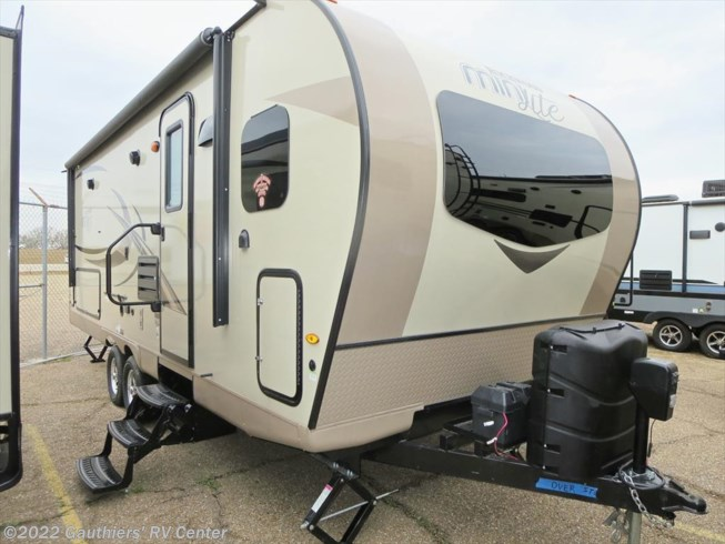 2018 Forest River Rockwood Mini Lite 2506S