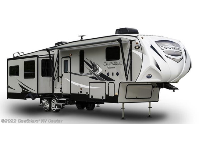 2019 Coachmen Chaparral 360IBL