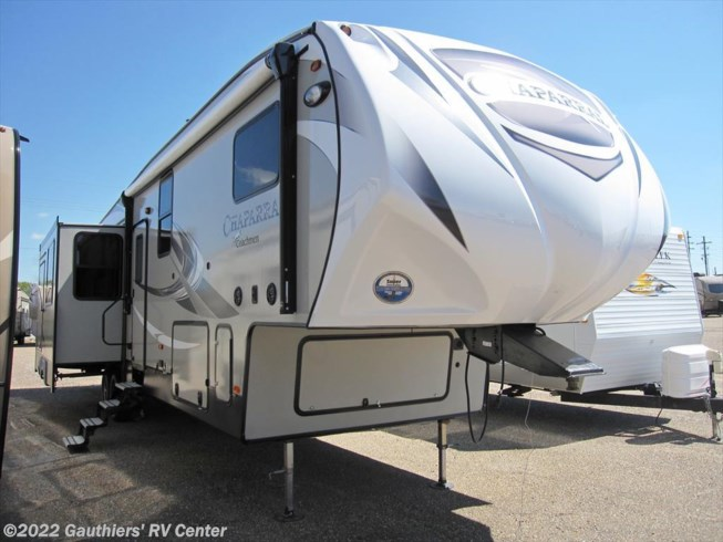2018 Coachmen Chaparral 373MBRB
