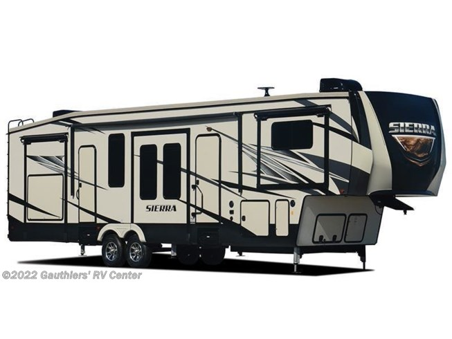 2019 Forest River Sierra 38FKOK