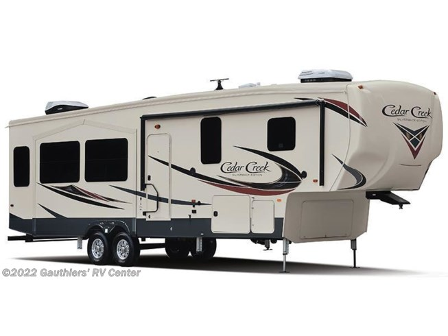 2019 Forest River Cedar Creek Silverback 37MBH
