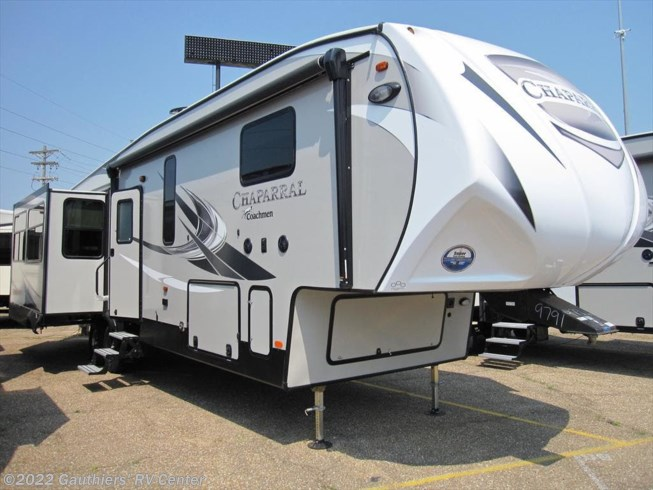<span style='text-decoration:line-through;'>2019 Coachmen Chaparral 360IBL</span>