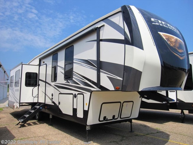 2019 Forest River Sierra 357RE