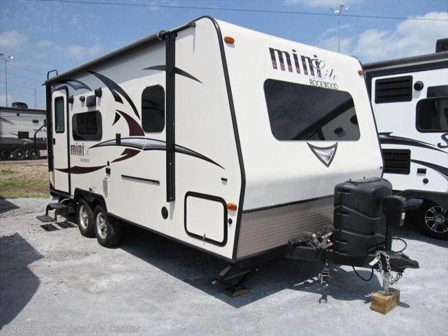 <span style='text-decoration:line-through;'>2017 Forest River Rockwood Mini Lite 2109S</span>