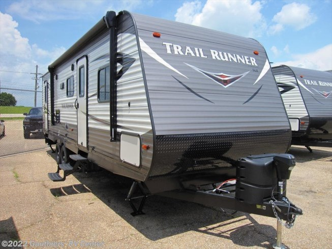 2018 Heartland  Trail Runner TR SLE 292