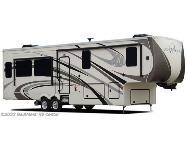 2018 Forest River RiverStone 39FK