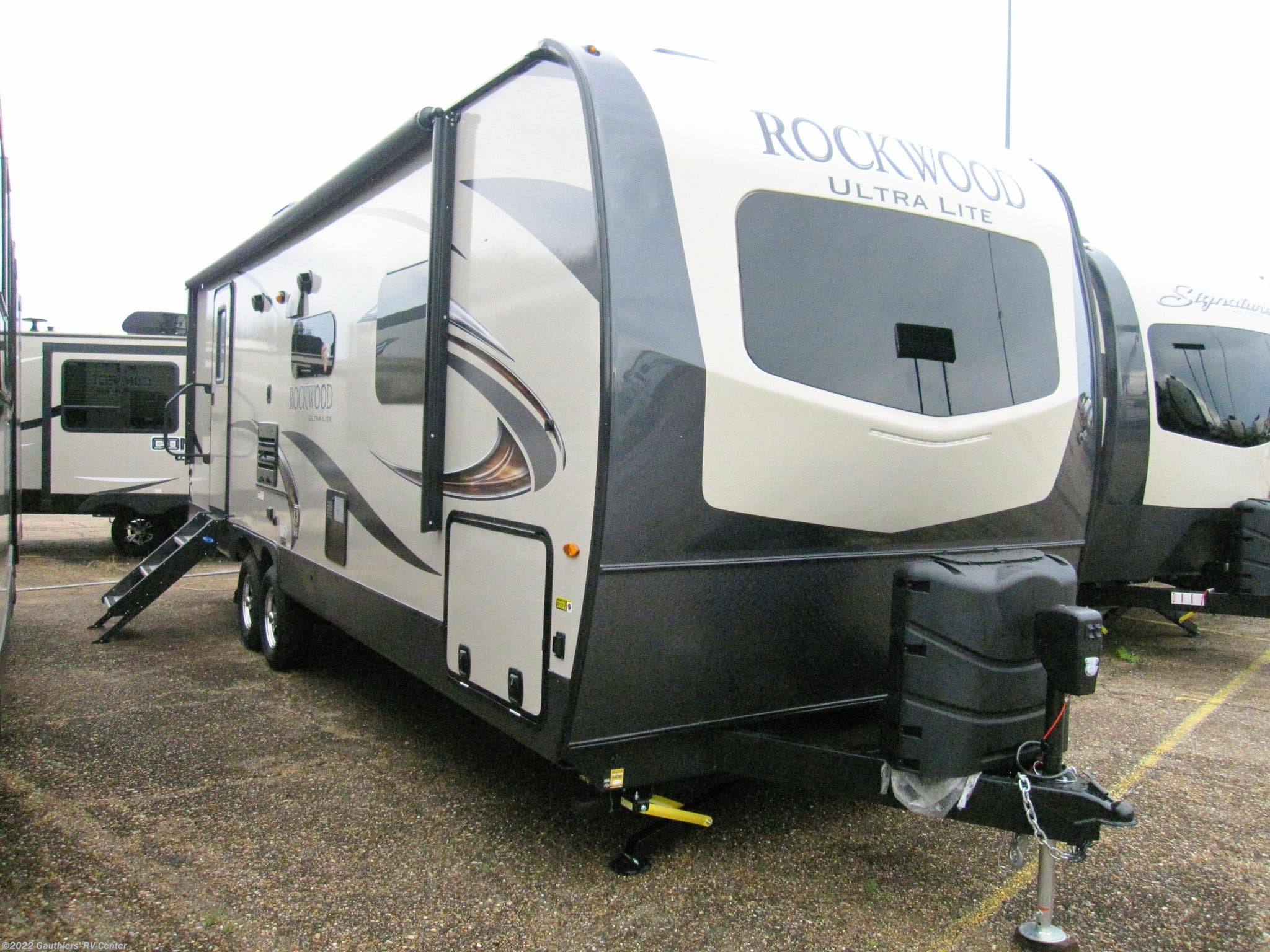 2019 Forest River Rv Rockwood Ultra Lite 2606ws For Sale In Scott Wiring Diagram Previous 2018 Floorplan Image