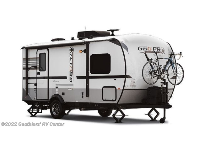 2019 Forest River Rockwood Geo Pro G19FBS