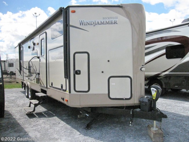 2018 Forest River Rockwood Windjammer 3006WK