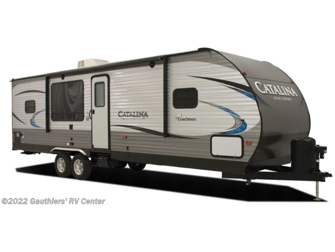 2019 Coachmen Catalina Legacy Edition 313DSRBCKLE