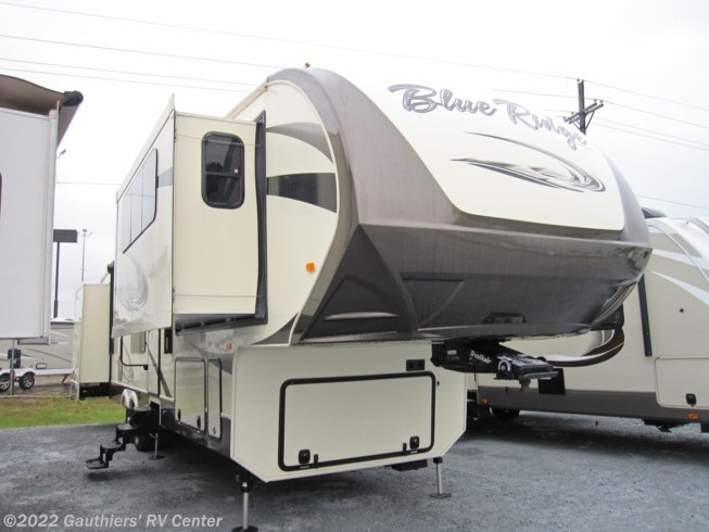 2016 Forest River Blue Ridge 3815FL