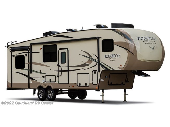 2019 Forest River Rockwood Signature Ultra Lite 8290BS