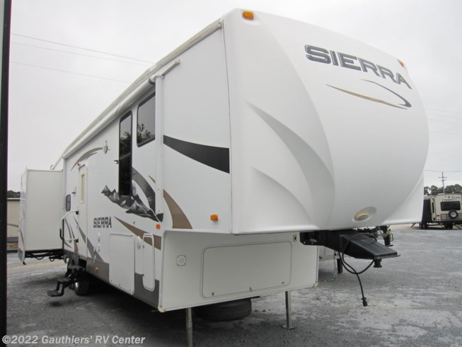 2010 Forest River Sierra 345RLG