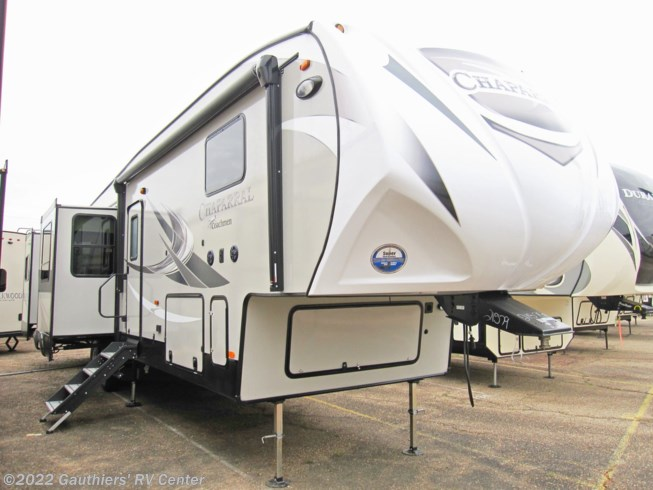 <span style='text-decoration:line-through;'>2019 Coachmen Chaparral 381RD</span>