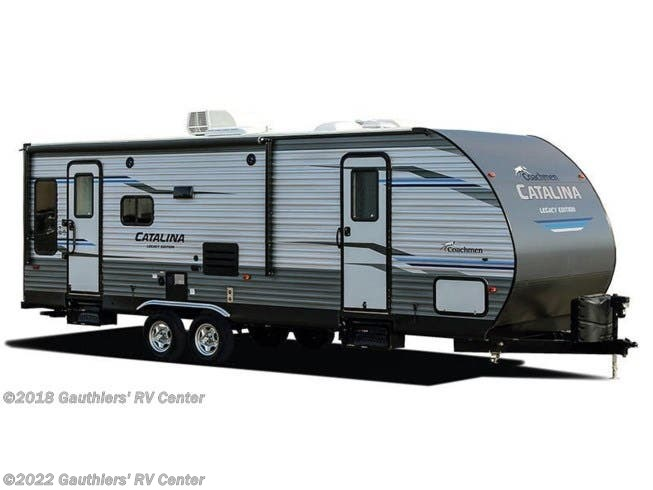 2019 Coachmen Catalina Legacy Edition 303RKDSLE