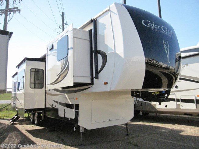 2019 Forest River Cedar Creek Champagne Edition 38EFK