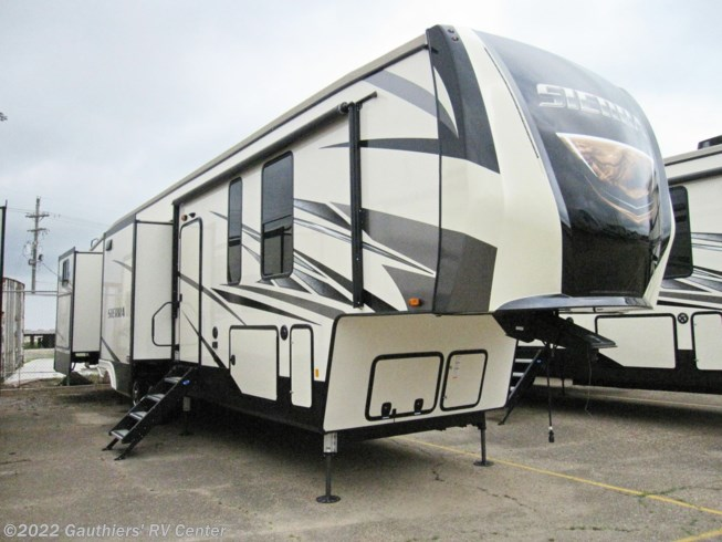 2019 Forest River Sierra 384QBOK