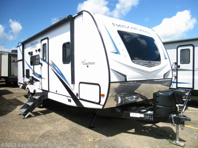 New 2020 Coachmen Freedom Express LTZ 248RBS available in Scott, Louisiana