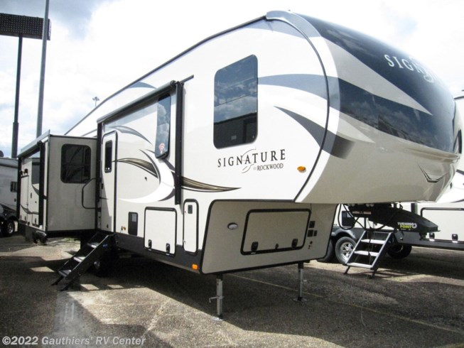 New 2020 Forest River Rockwood Signature Ultra Lite 8288SB available in Scott, Louisiana