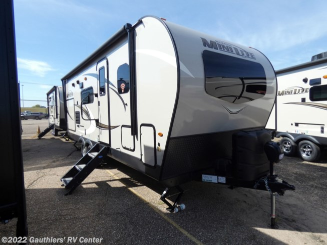 New 2020 Forest River Rockwood Mini Lite 2507S available in Scott, Louisiana