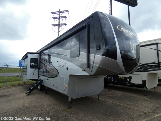 New 2020 Forest River Cedar Creek Champagne Edition 38EL available in Scott, Louisiana