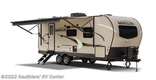 New 2021 Forest River Rockwood Mini Lite 2109S available in Scott, Louisiana