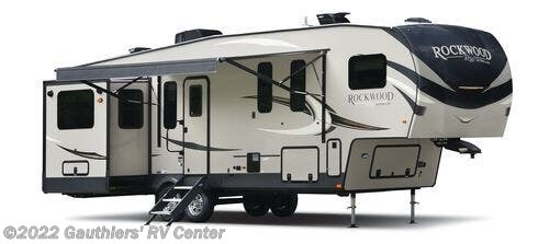 New 2021 Forest River Rockwood Ultra Lite 2882S available in Scott, Louisiana