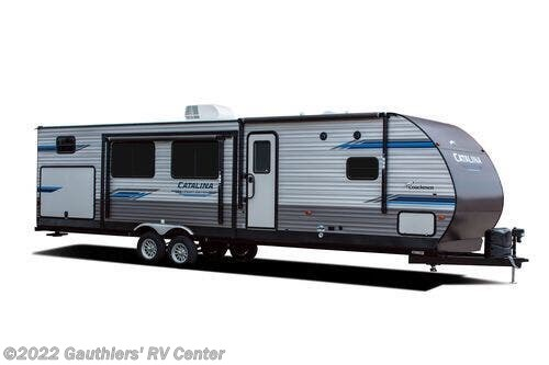 New 2021 Coachmen Catalina Legacy Edition 343BHTS available in Scott, Louisiana