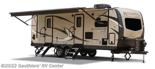 New 2021 Forest River Rockwood Ultra Lite 2720IK available in Scott, Louisiana