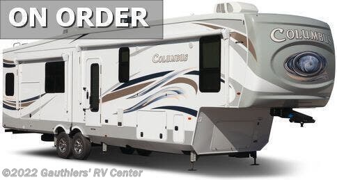 New 2021 Palomino Columbus 329DVC available in Scott, Louisiana