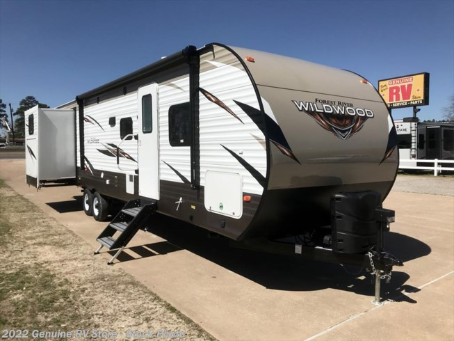 2019 Forest River Wildwood 31KQBTS