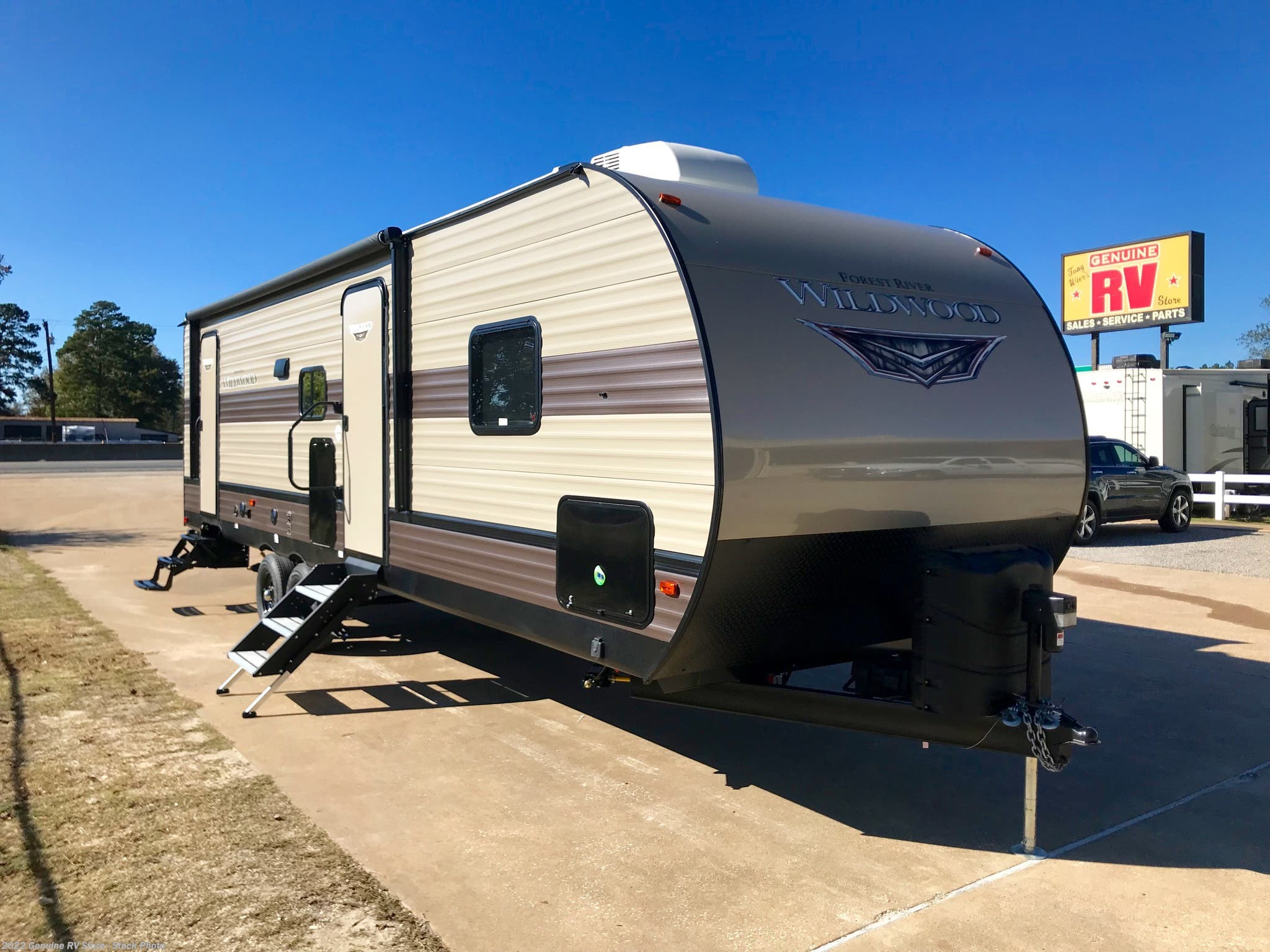2020 Forest River Rv Wildwood 26dbud For Sale In
