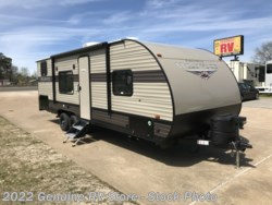 2019 Forest River Wildwood 261BH
