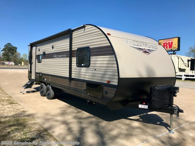 2019 Forest River Wildwood 24RLXL
