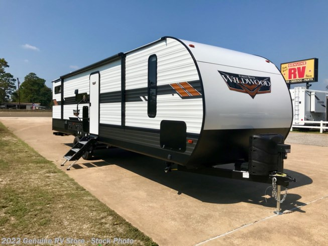 New 2021 Forest River Wildwood 29VBUD available in Nacogdoches, Texas