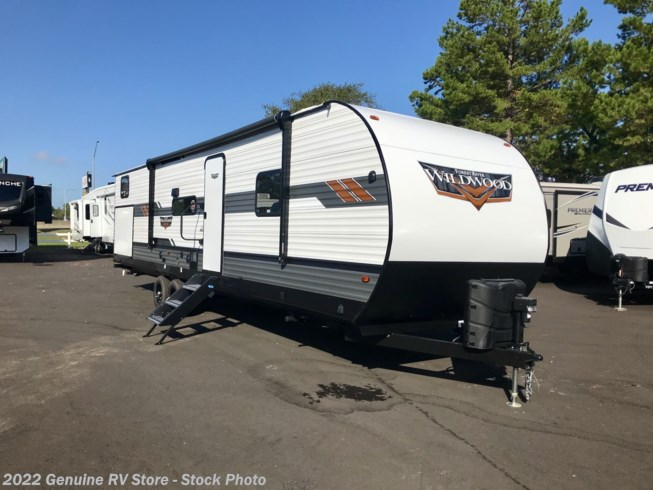 New 2021 Forest River Wildwood 33TS available in Nacogdoches, Texas